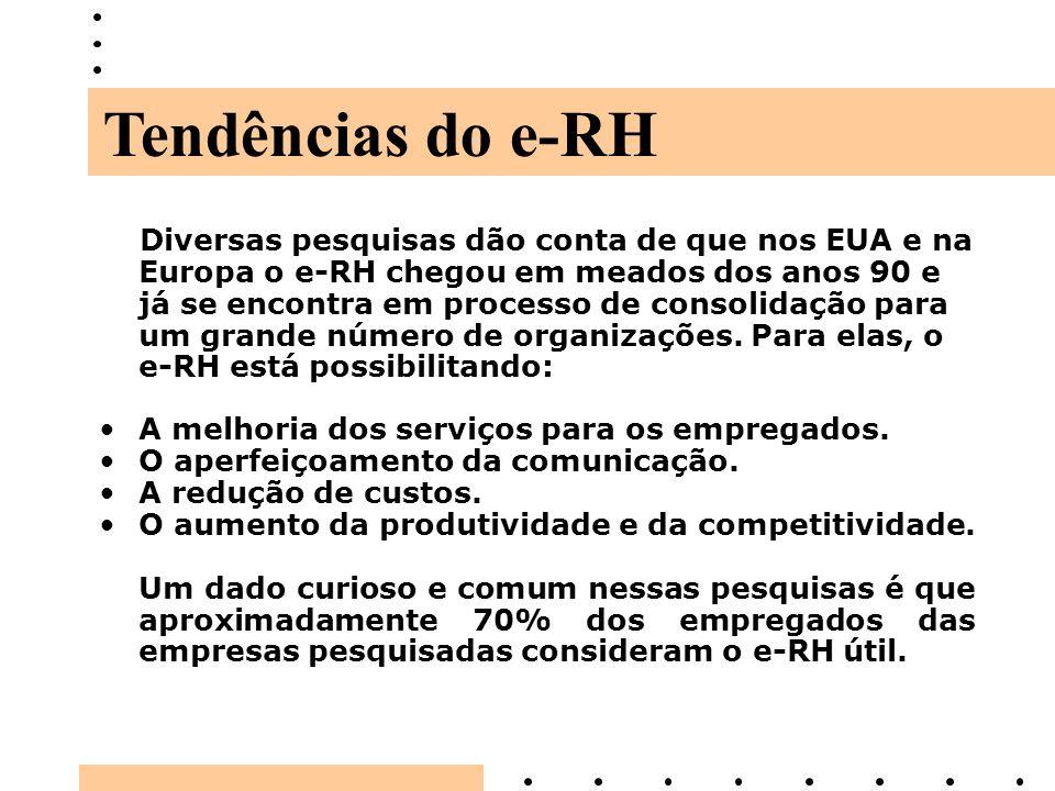 Tendências do e-RH