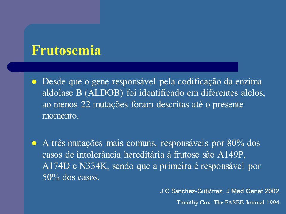 Frutosemia