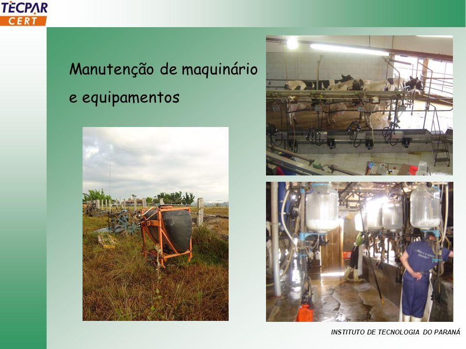 Manutenção de maquinário