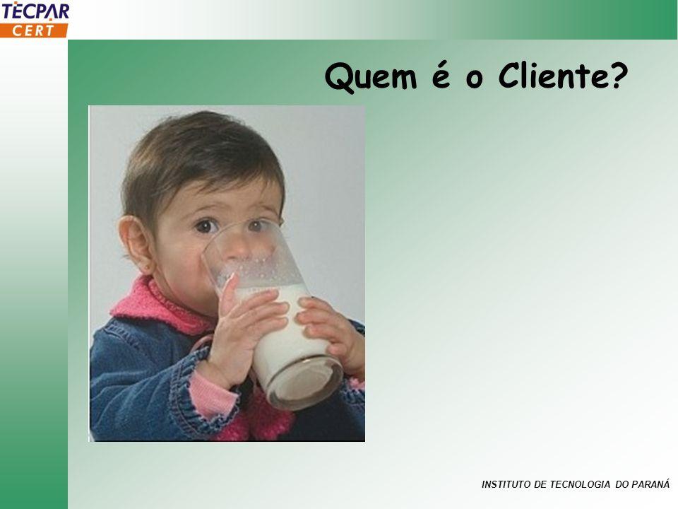 Quem é o Cliente
