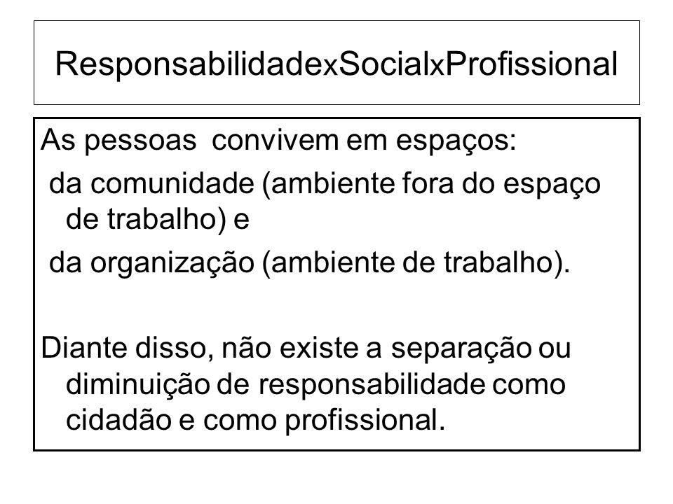 ResponsabilidadexSocialxProfissional