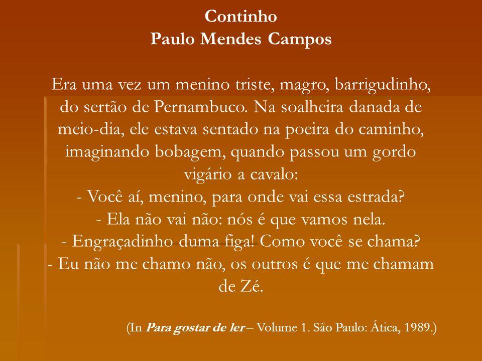 Continho Paulo Mendes Campos