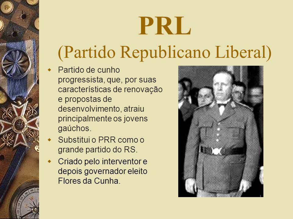 PRL (Partido Republicano Liberal)