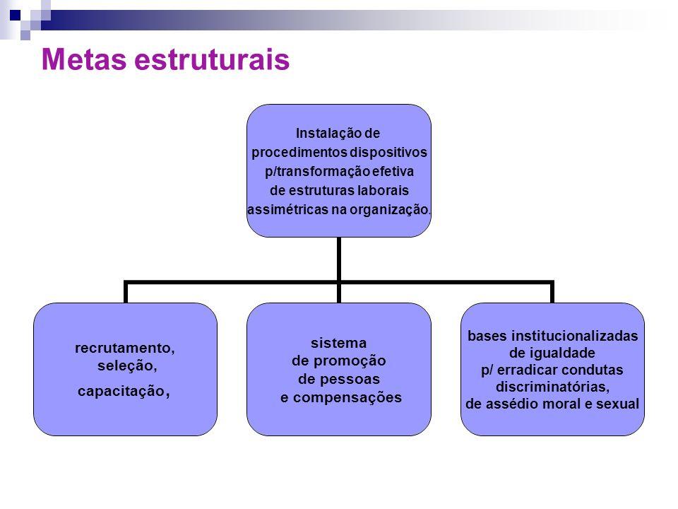 Metas estruturais