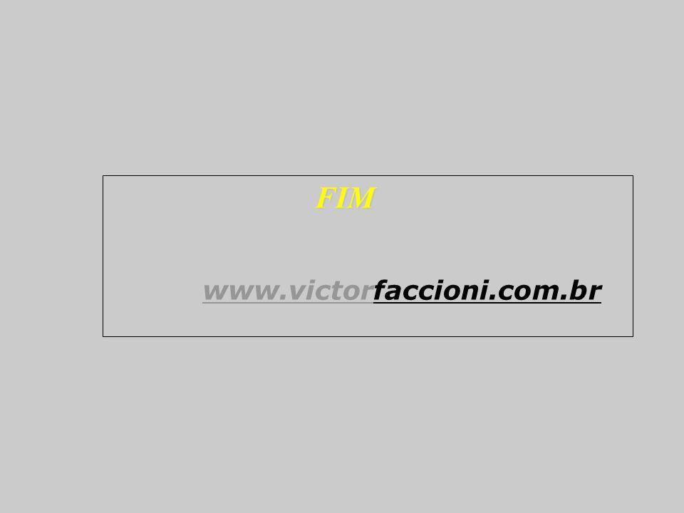 FIM www.victorfaccioni.com.br