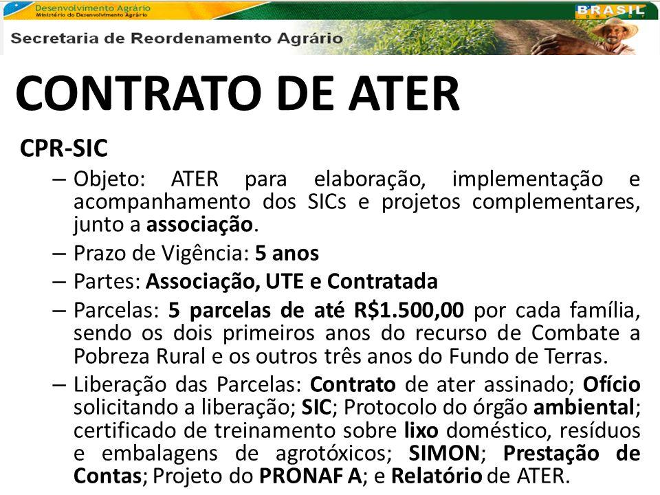 CONTRATO DE ATER CPR-SIC