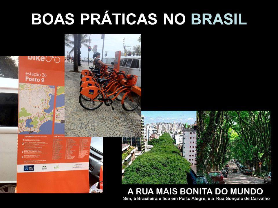 BOAS PRÁTICAS NO BRASIL