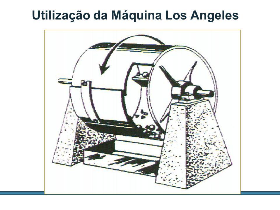 Utilização da Máquina Los Angeles