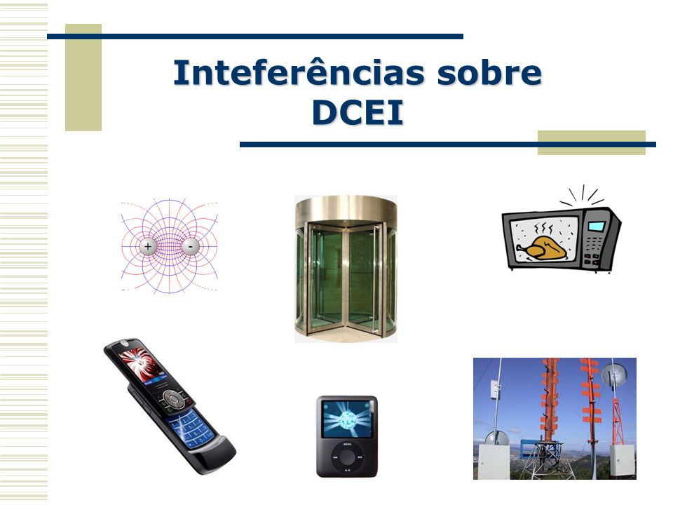Inteferências sobre DCEI