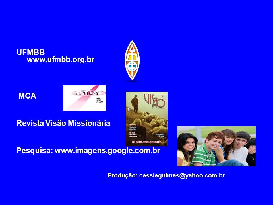 Revista Visão Missionária