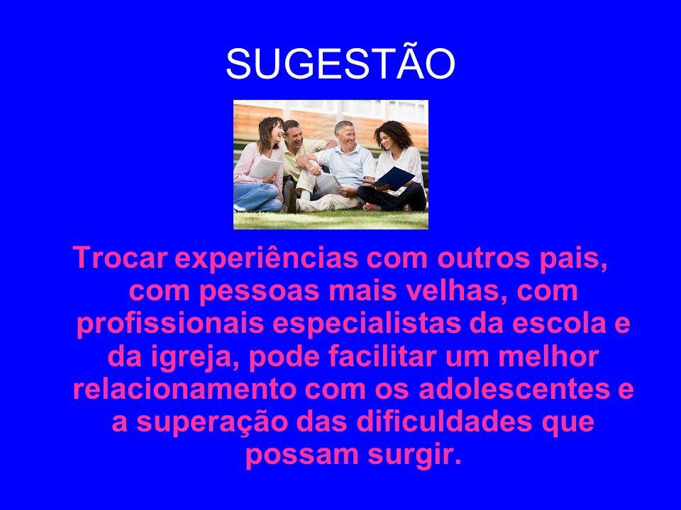 SUGESTÃO