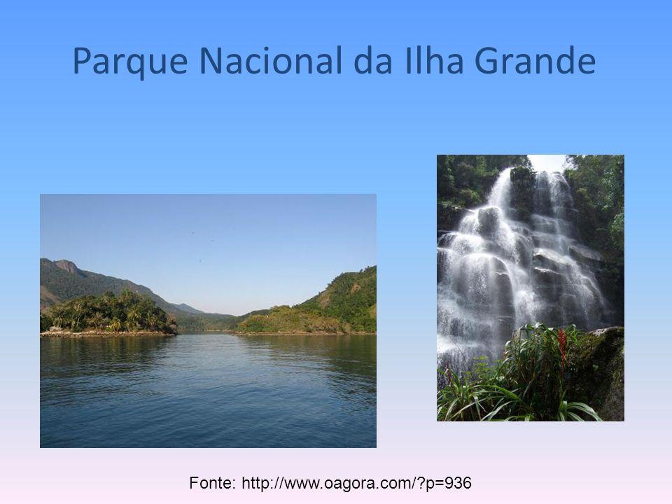 Parque Nacional da Ilha Grande