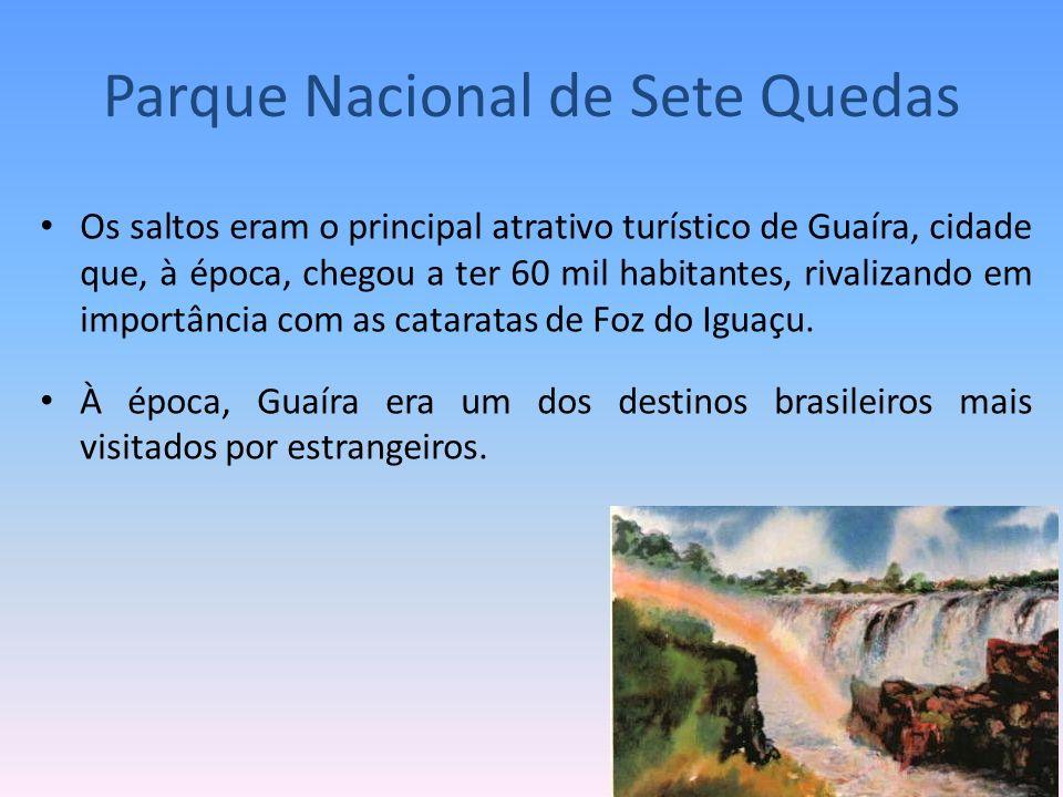 Parque Nacional de Sete Quedas