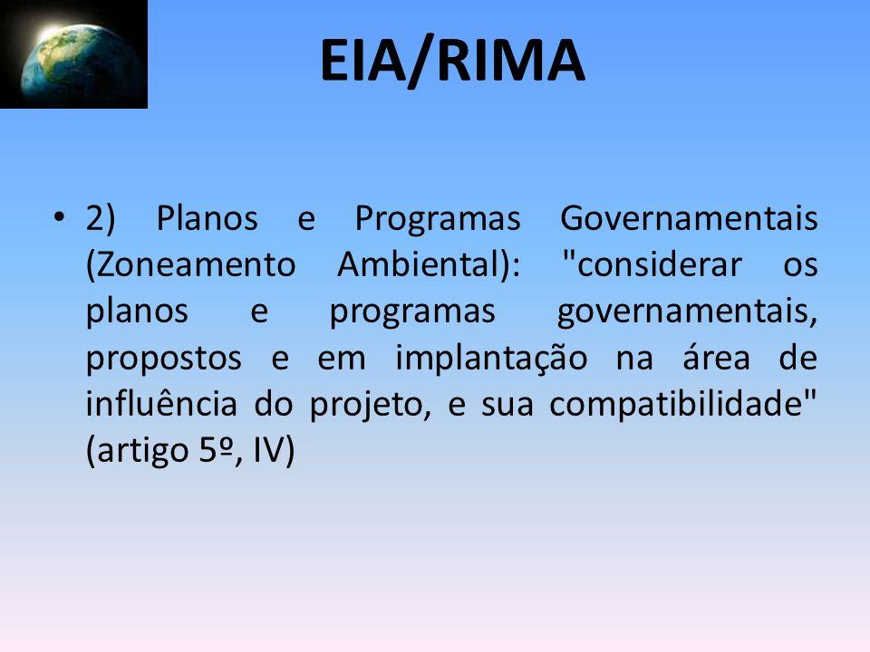 EIA/RIMA