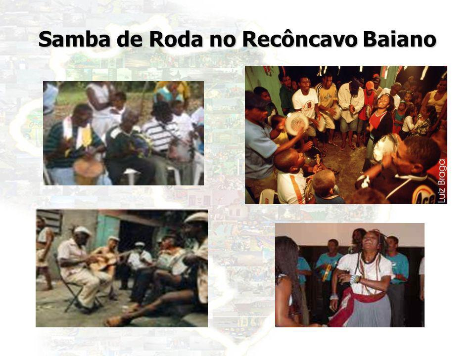 Samba de Roda no Recôncavo Baiano