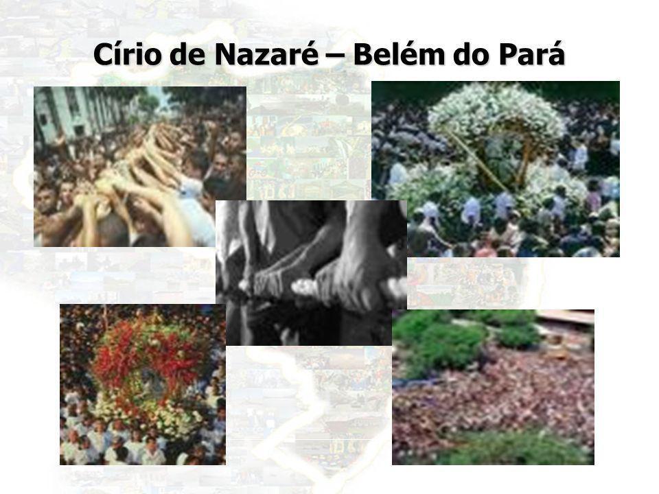 Círio de Nazaré – Belém do Pará