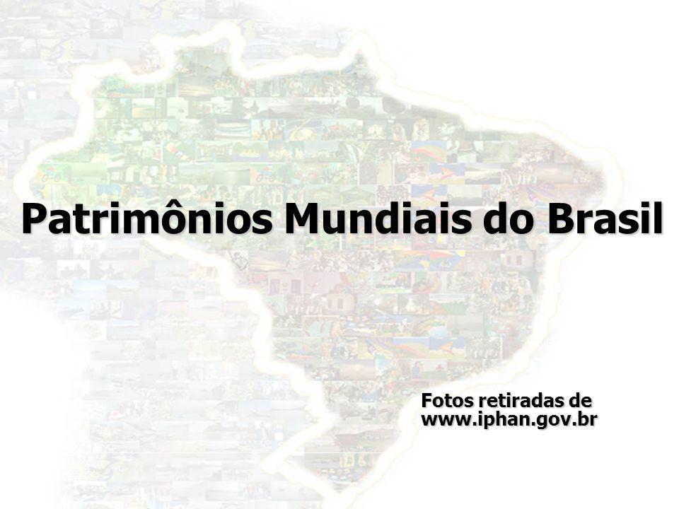 Patrimônios Mundiais do Brasil