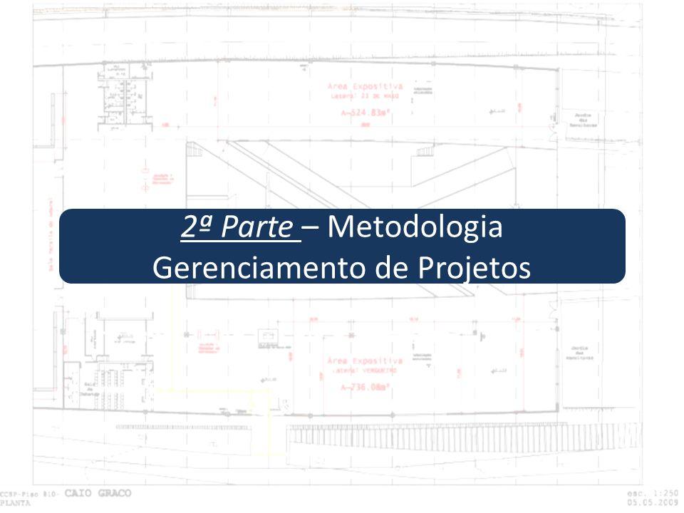 2ª Parte – Metodologia Gerenciamento de Projetos