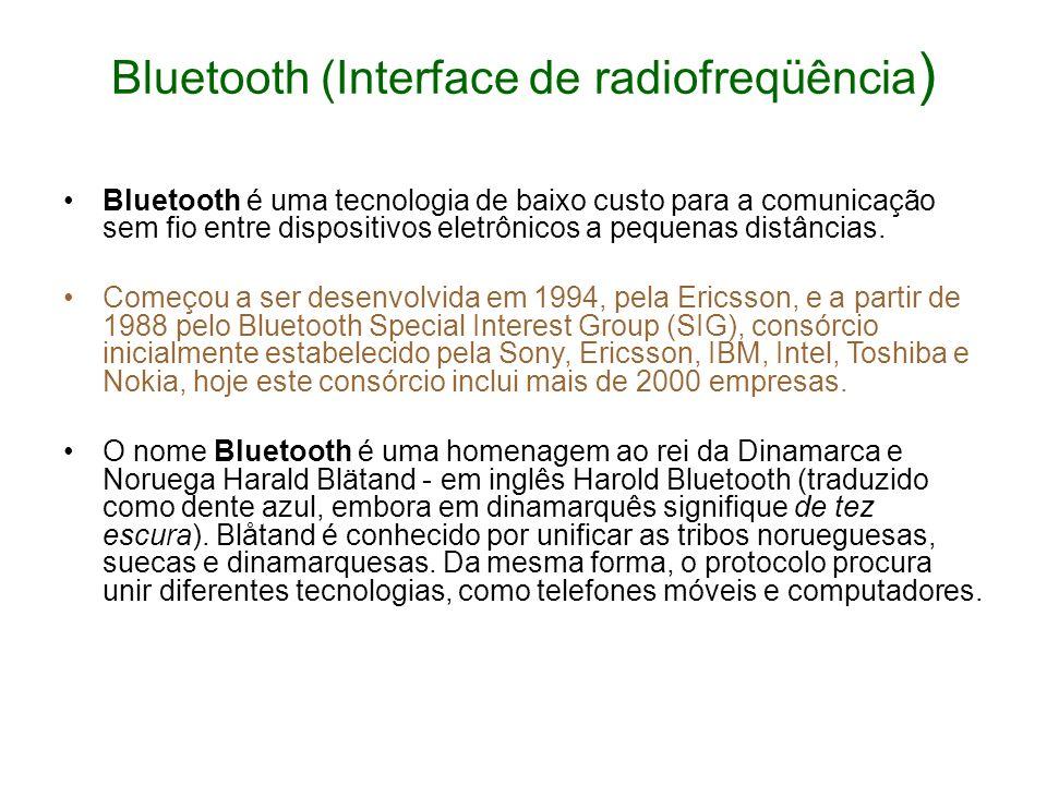 Bluetooth (Interface de radiofreqüência)