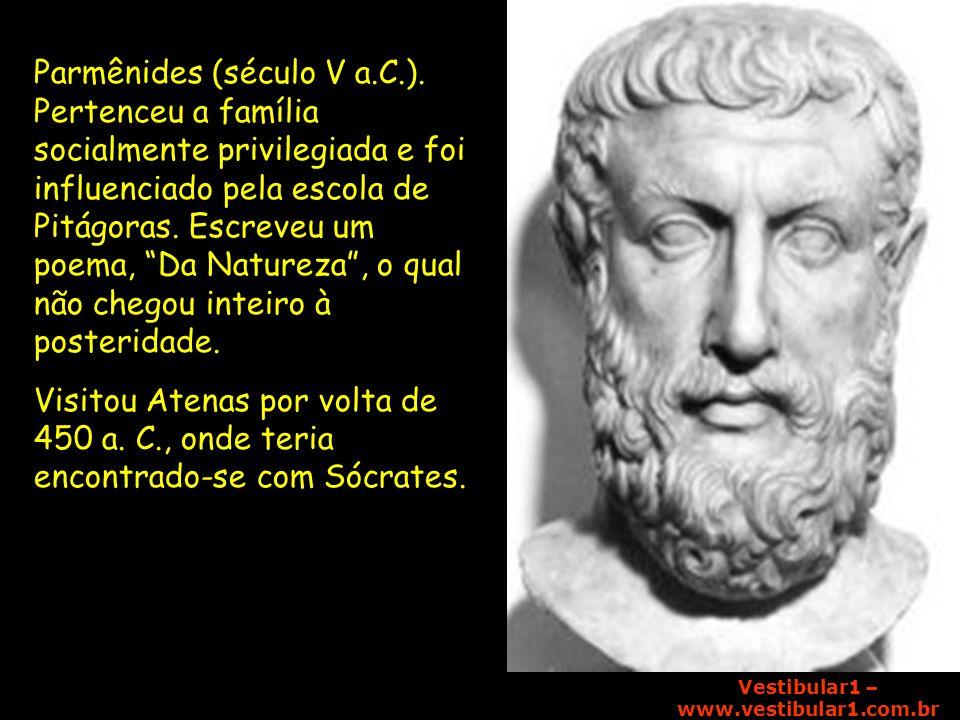Parmênides (século V a. C. )