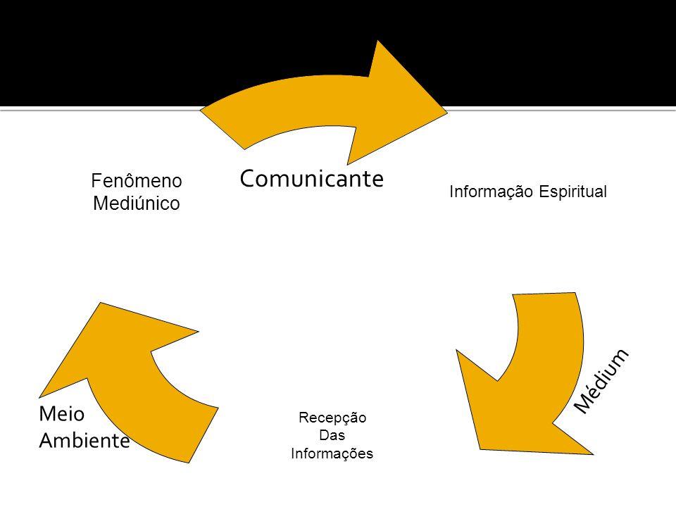 Comunicante Médium Meio Ambiente