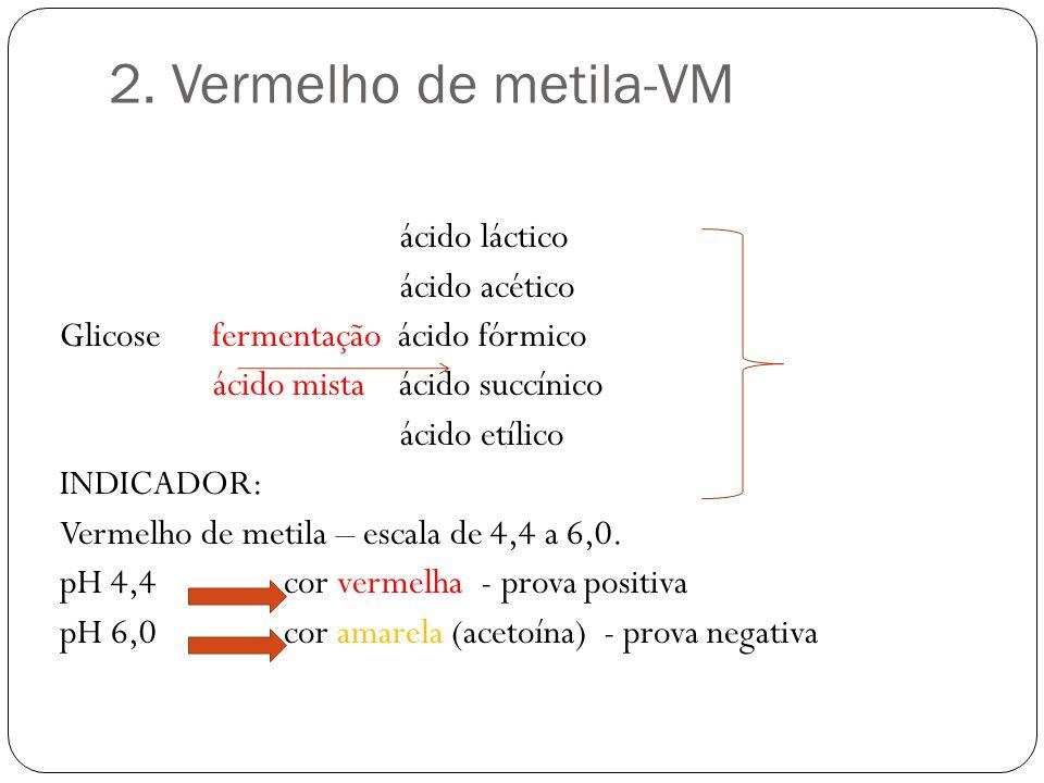2. Vermelho de metila-VM