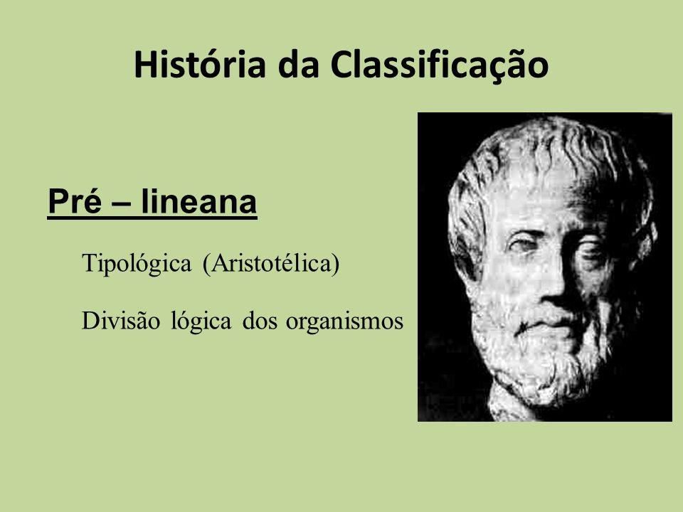 História da Classificação