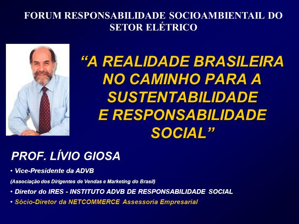 FORUM RESPONSABILIDADE SOCIOAMBIENTAIL DO SETOR ELÉTRICO