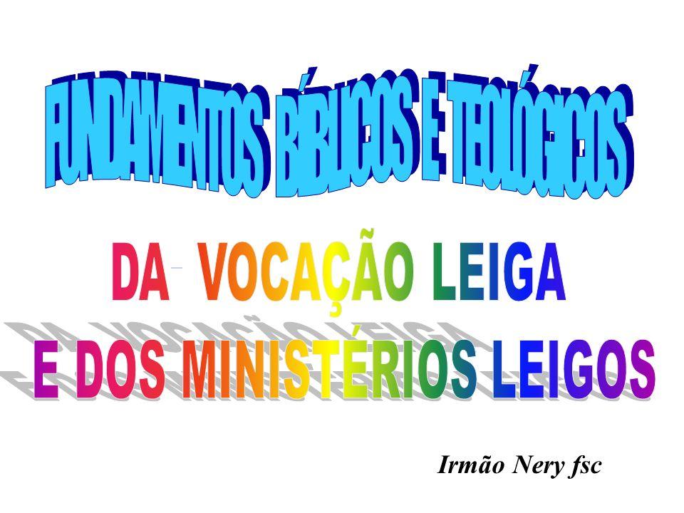 FUNDAMENTOS BÍBLICOS E TEOLÓGICOS