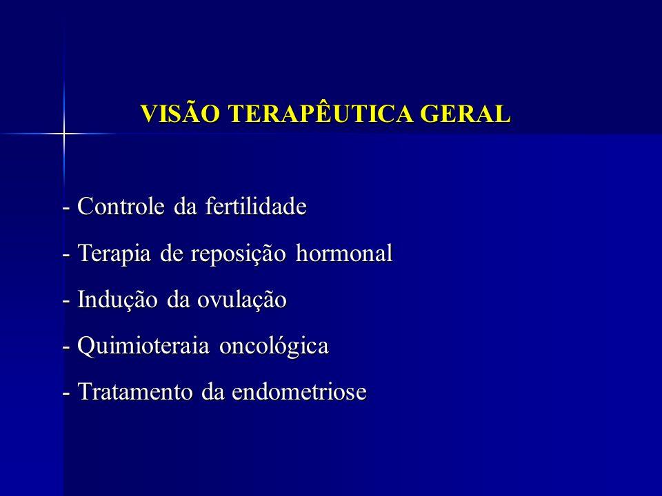 VISÃO TERAPÊUTICA GERAL