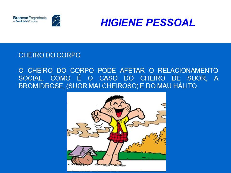 RESOLUÇÃO CONAMA Nº 307 HIGIENE PESSOAL