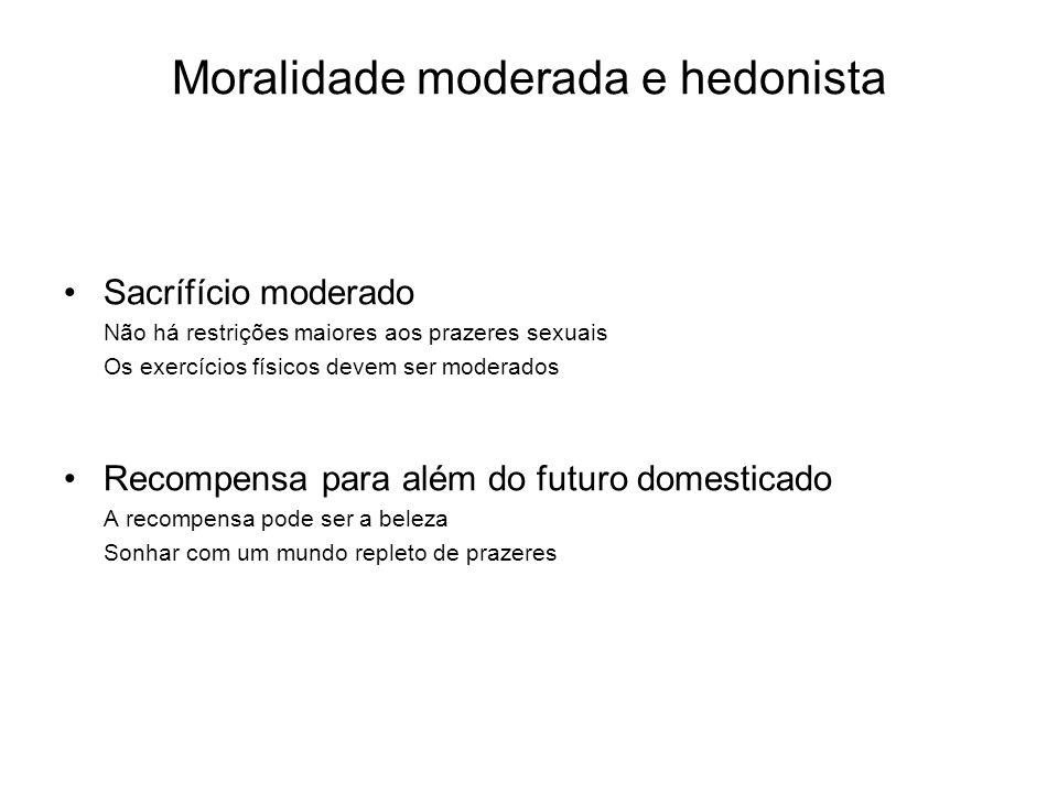 Moralidade moderada e hedonista