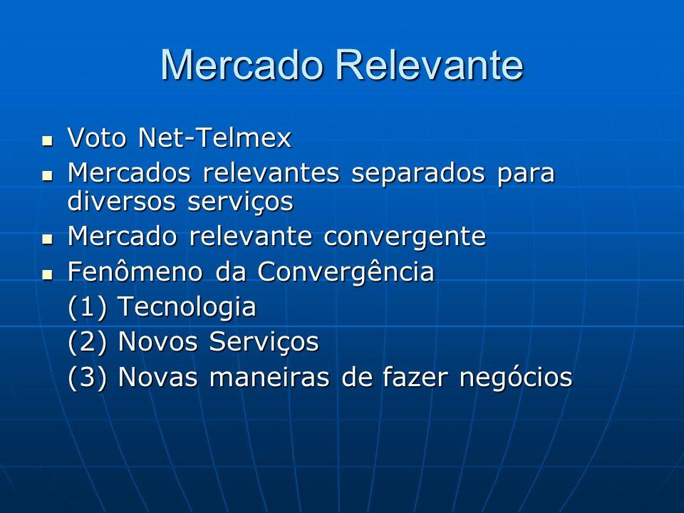 Mercado Relevante Voto Net-Telmex