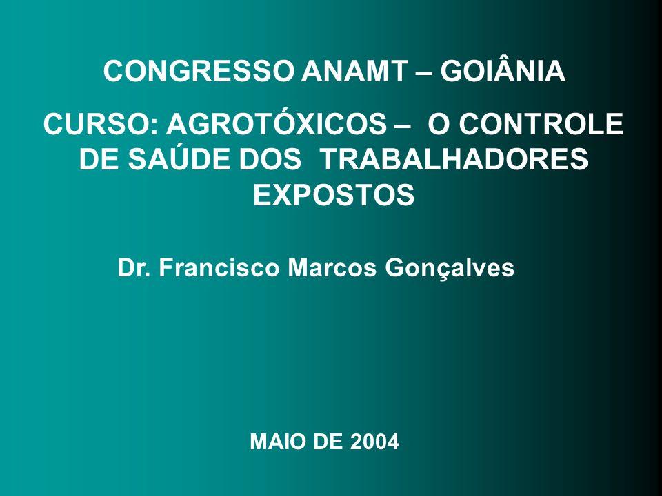 CONGRESSO ANAMT – GOIÂNIA