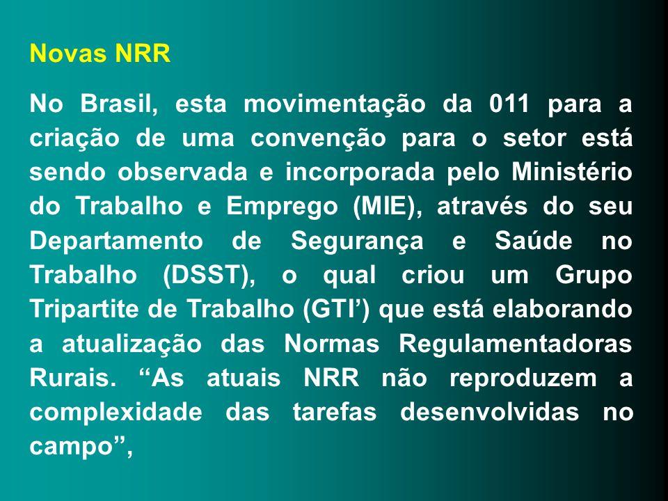 Novas NRR