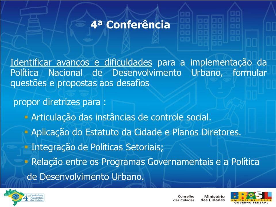 4ª Conferência