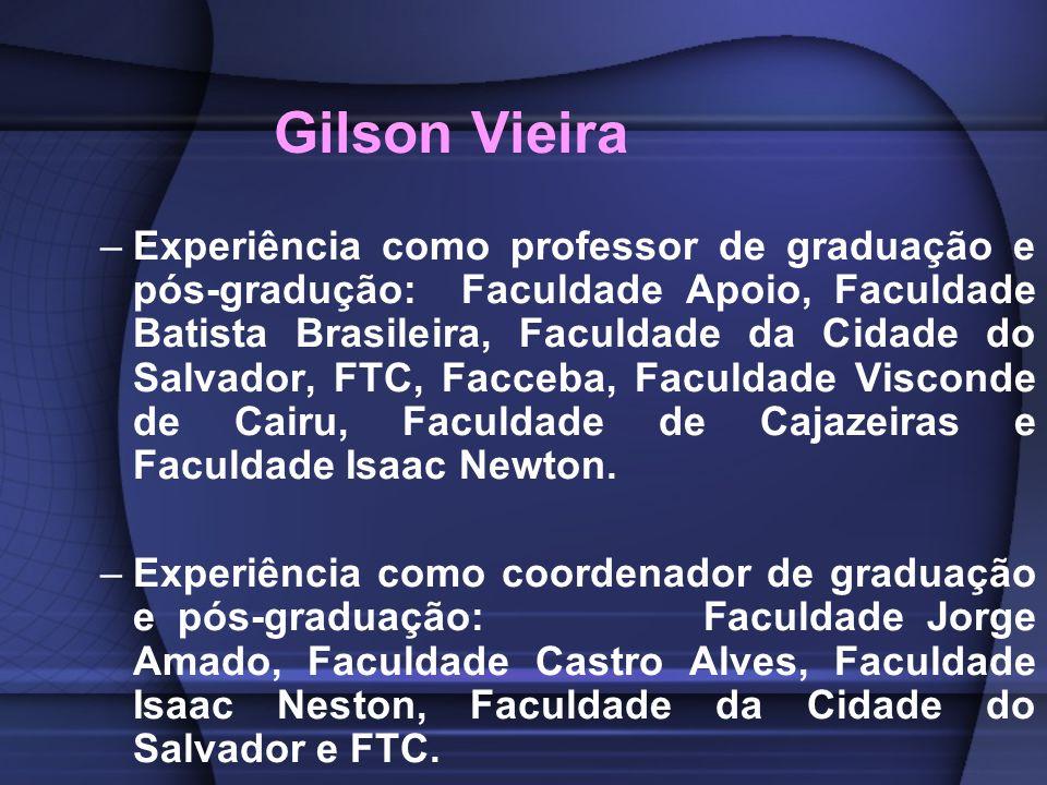 Gilson Vieira