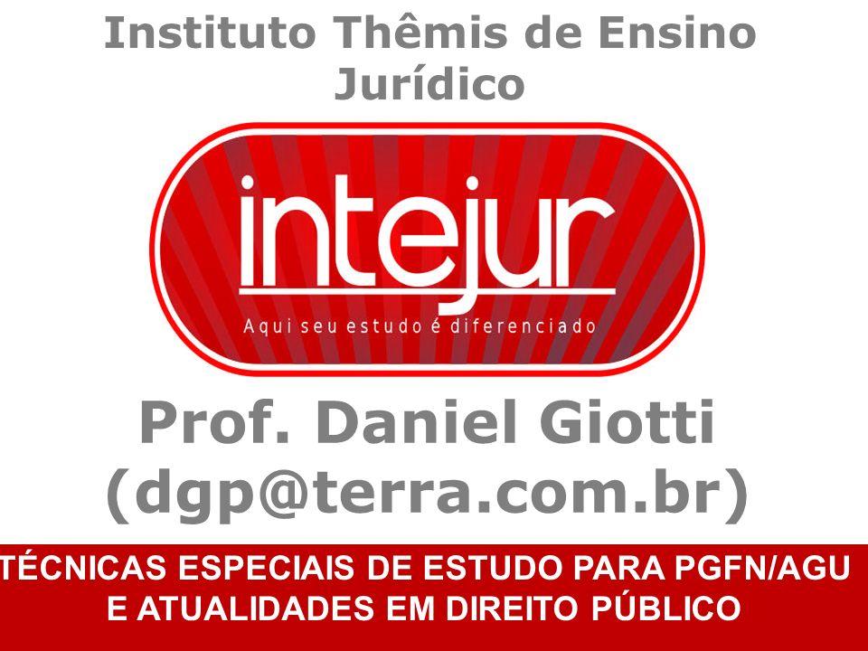 Prof. Daniel Giotti (dgp@terra.com.br)