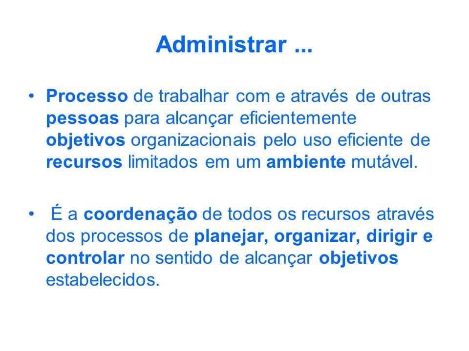 Administrar ...