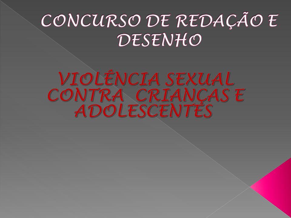 CONCURSO DE REDAÇÃO E DESENHO