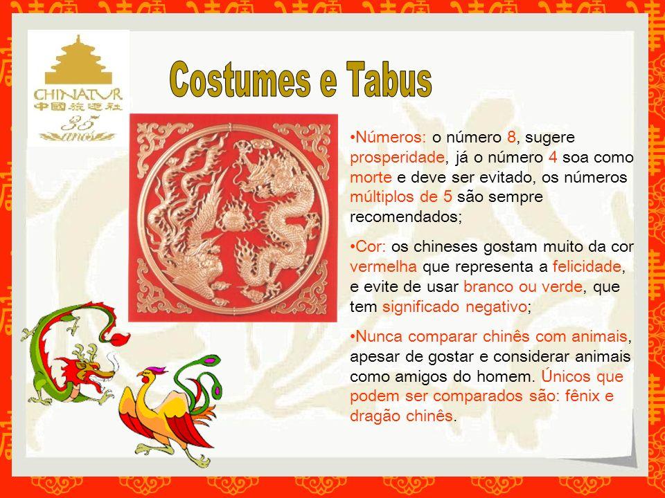 Costumes e Tabus