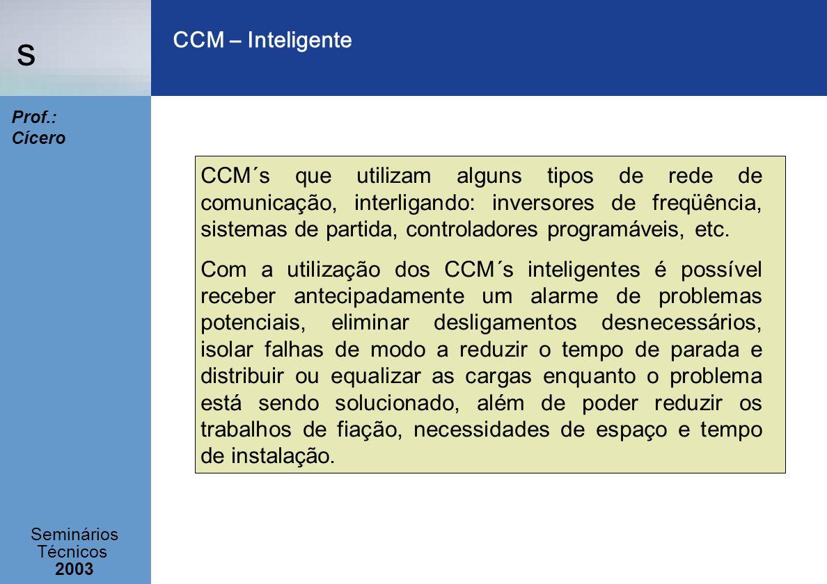 CCM – Inteligente
