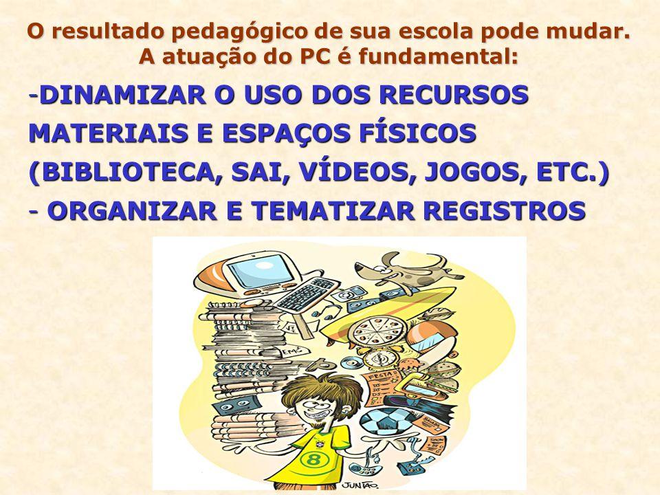 ORGANIZAR E TEMATIZAR REGISTROS