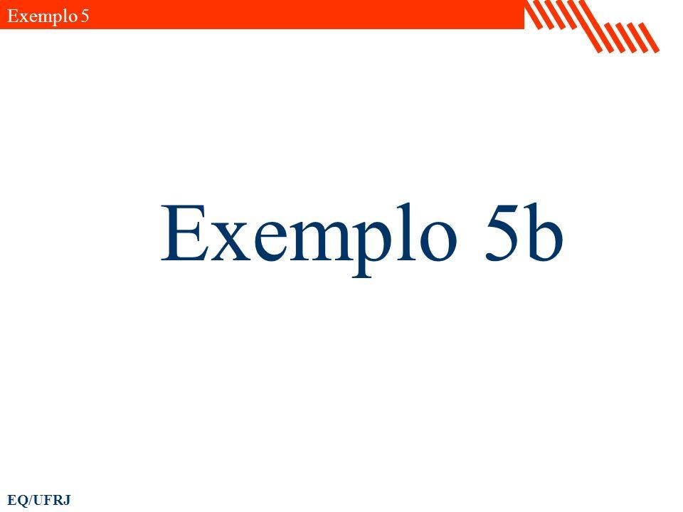 Exemplo 5 Exemplo 5b