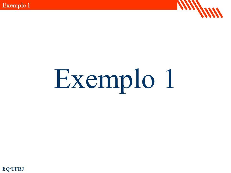 Exemplo 1 Exemplo 1
