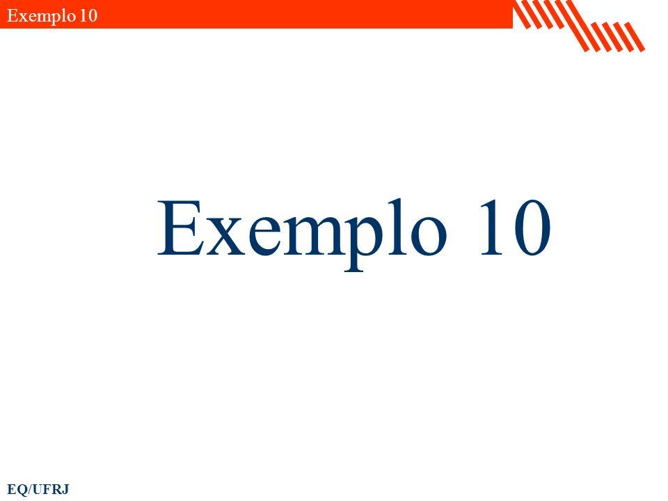 Exemplo 10 Exemplo 10