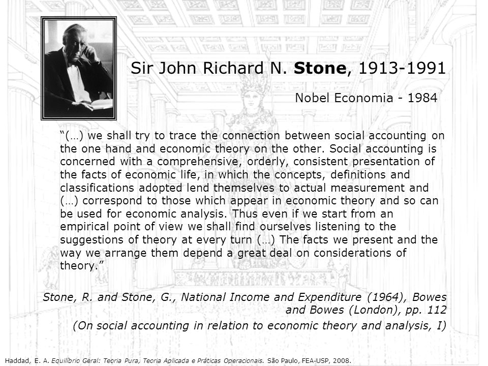 Sir John Richard N. Stone, 1913-1991