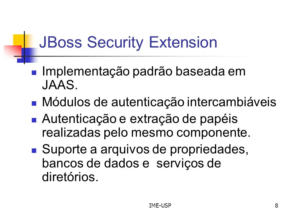 JBoss Security Extension