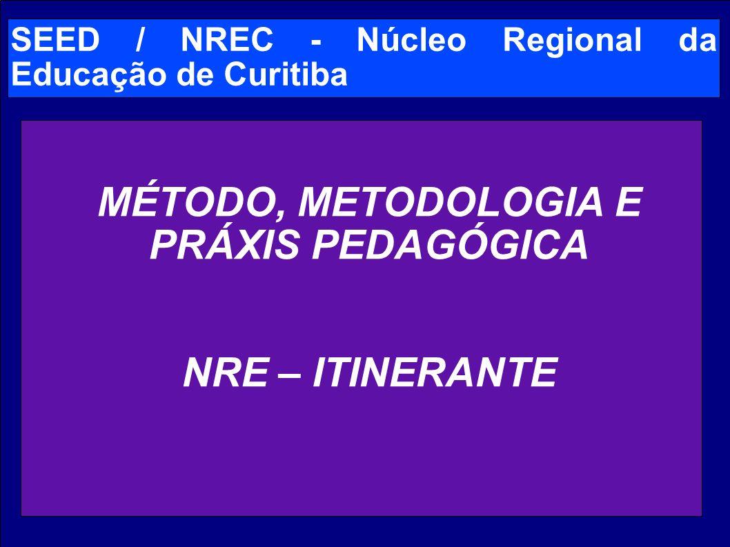 SEED / NREC - Núcleo Regional da Educação de Curitiba