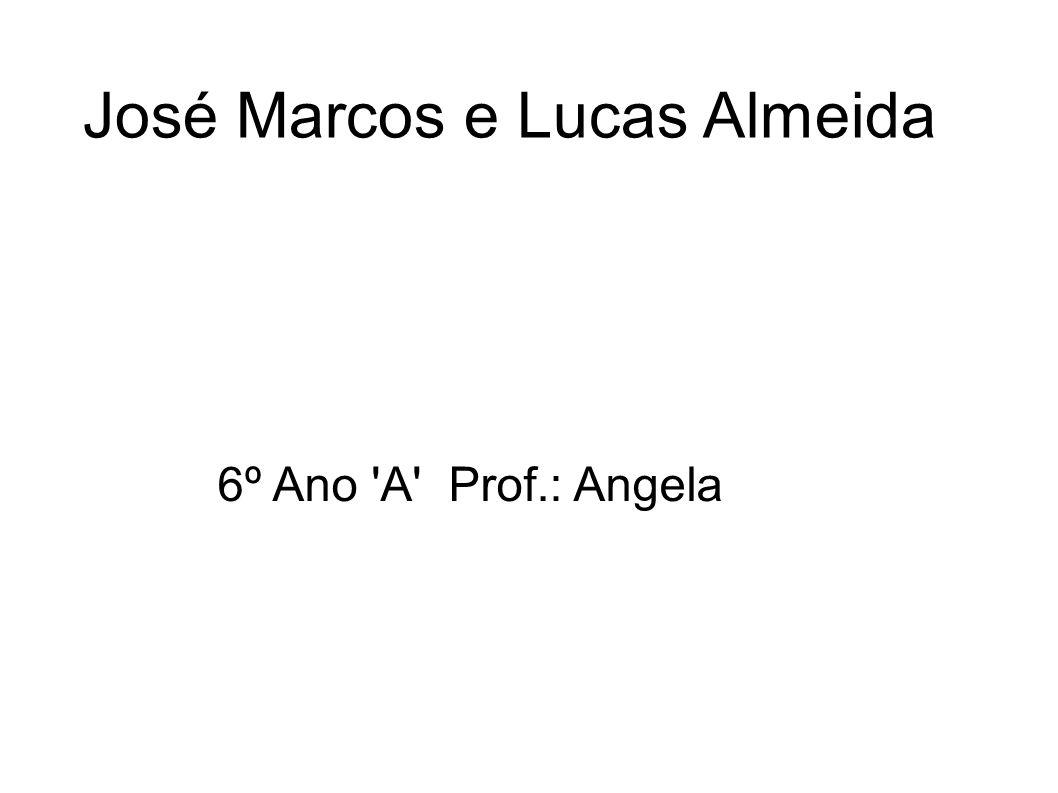 José Marcos e Lucas Almeida